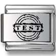 Test Laser Charm