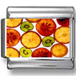Fruit Slices Photo Charm
