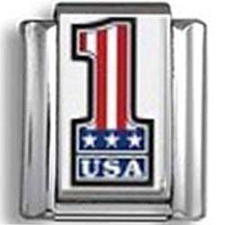#1 USA Photo Charm