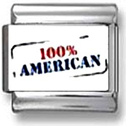 100% American