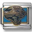 Jacksonville Jaguars Italian charm