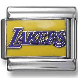 LA Lakers Italian charm
