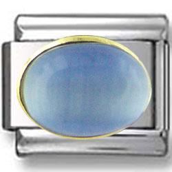 Oval September Sapphire Birthstone