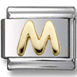 Disney letter M Italian charm