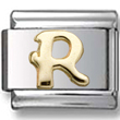 Disney letter R Italian charm