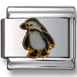 Penguin Italian Charm