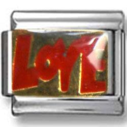 Sparkling Love Italian Charm