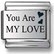 You Are My Love Charm
