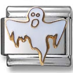 Ghost Italian Charm