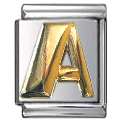 A gold 13mm