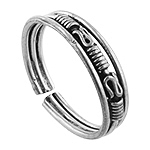 Sterling Silver Balinese Style Toe Ring