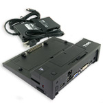 E-Port Replicator with 130-Watt Power Adapter. Dell Parts: CP103, 430-3113 - E-Port Replicator with