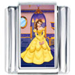 Disney Belle Dancing Photo Charm