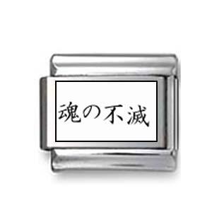 "Kanji Symbol ""Immortality of the soul"""