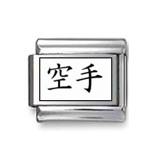 """Kanji Symbol """"Karate"""""""
