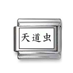 """Kanji Symbol """"Ladybug"""""""