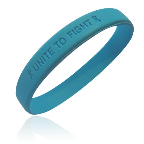 "Official Prostate Cancer Awareness ""Unite to Fight"" Wristband"