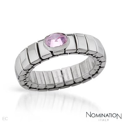 Nomination Italy CZ Ring