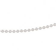 Sterling Silver 18 INCH Bead Chain