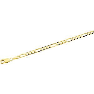 14K Yellow 16 INCH Figaro Chain. Price: $1105.49