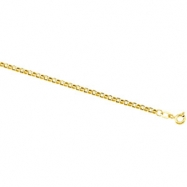 14K Yellow 16 INCH Chain