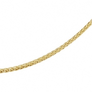 14K Yellow 18 INCH Palma Chain