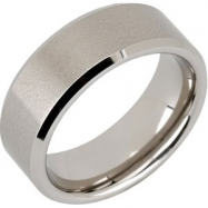 10.50 Dura Beveled Band