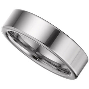 06.50 Dura Polished Flat Band. Price: $239.80