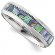 06.50 Abalone With Shell Inlay
