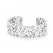 Bejeweled CZ Cuff