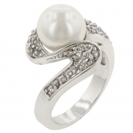 Triton Pearl Ring