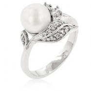 Fleur Pearl Ring