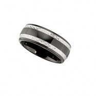 Ceramic 07.00 08.00 MM BLACK CERAMIC COUTURE NONE