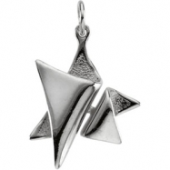 14KW 19.00X17.00 MM P STAR OF DAVID
