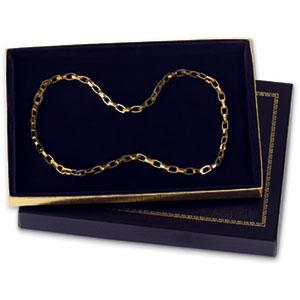 BURGUNDY VELVET LINED LG PEARL BOX-PK24. Price: $199.87