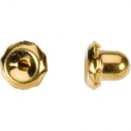 YP PACK OF 12 P INVERNESS EARRING BACKS