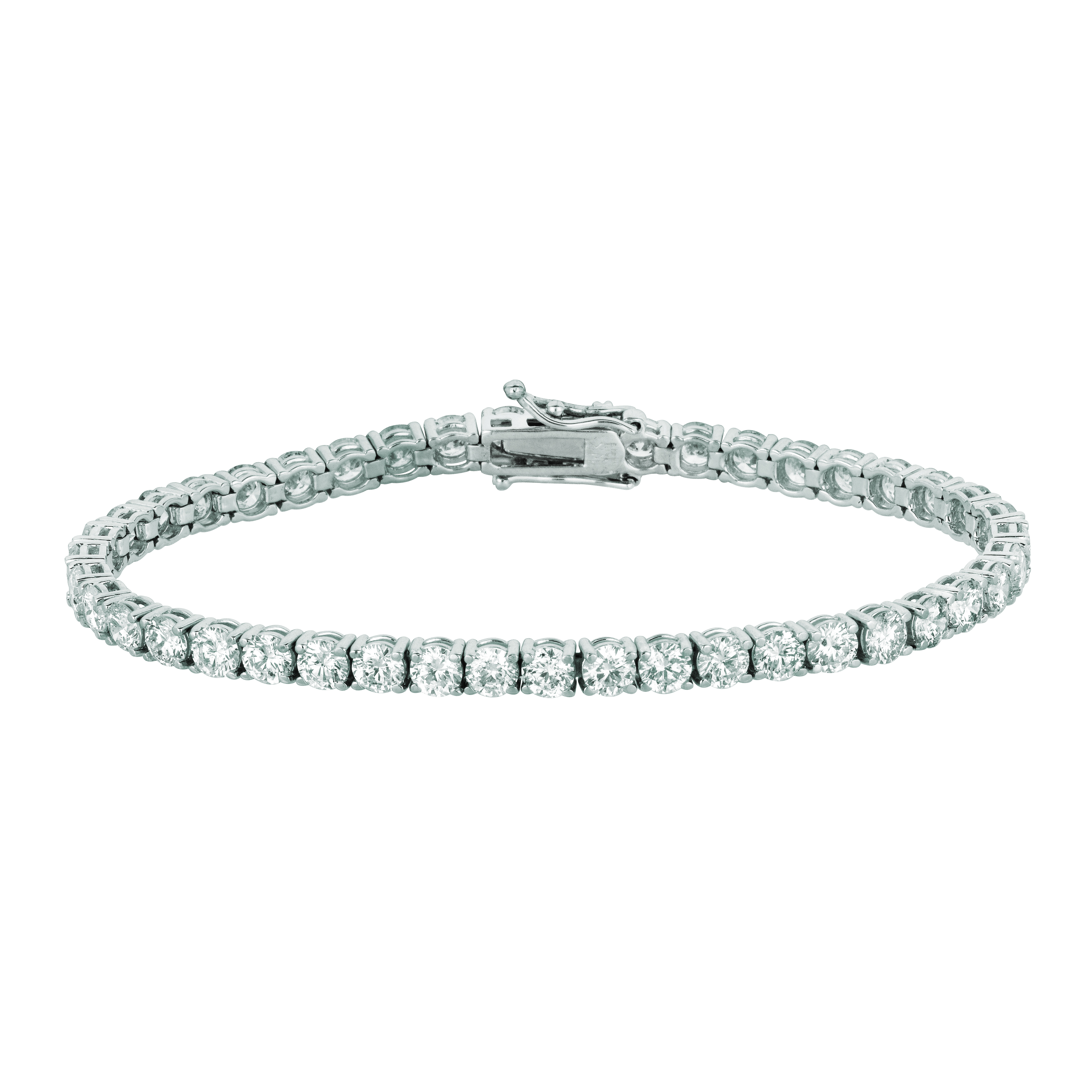 20 Pointer diamond bracelet. Price: $18220.67