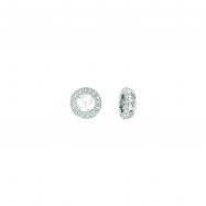 6mm diamond earrings jackets