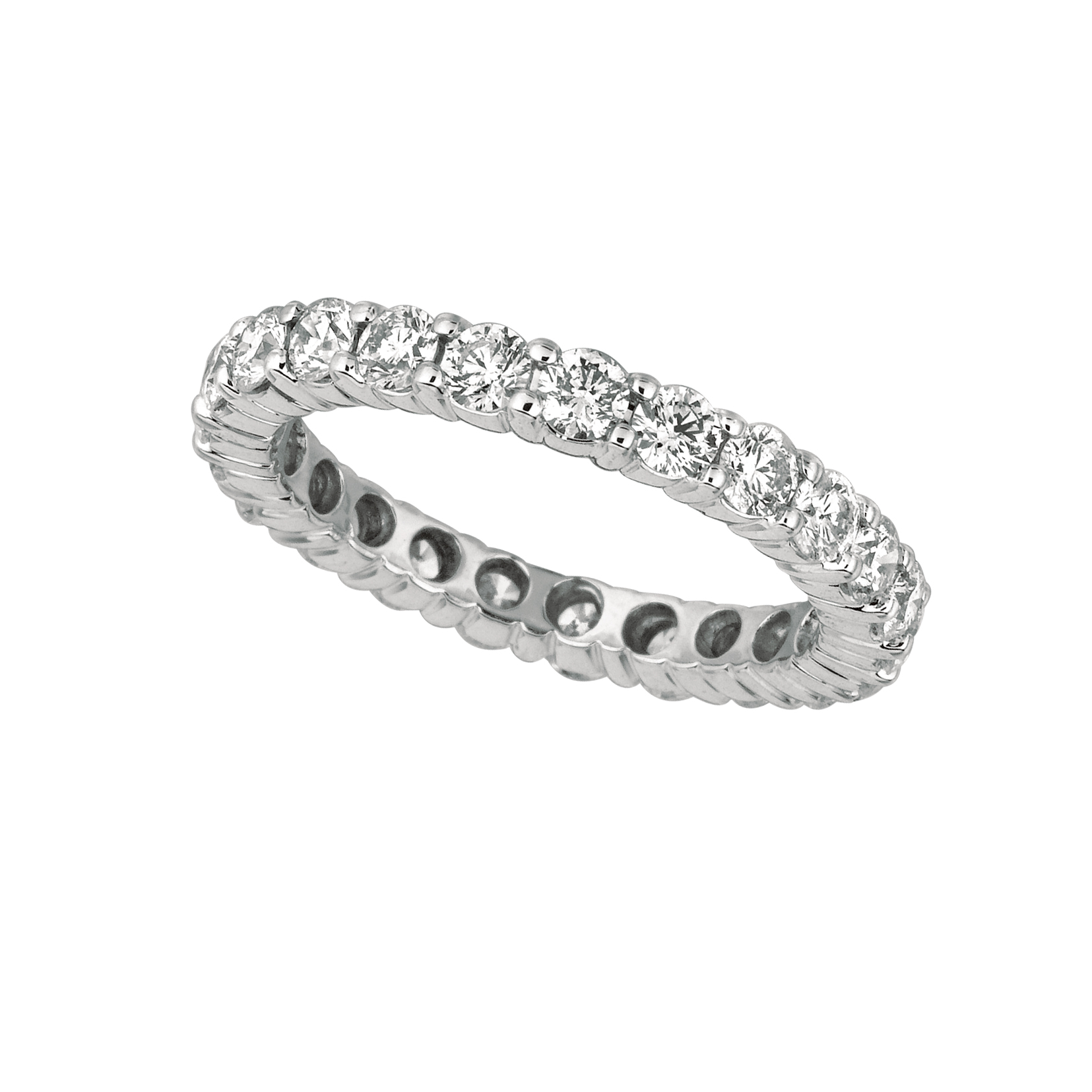 10 pointer diamond eternity band. Price: $3601.33