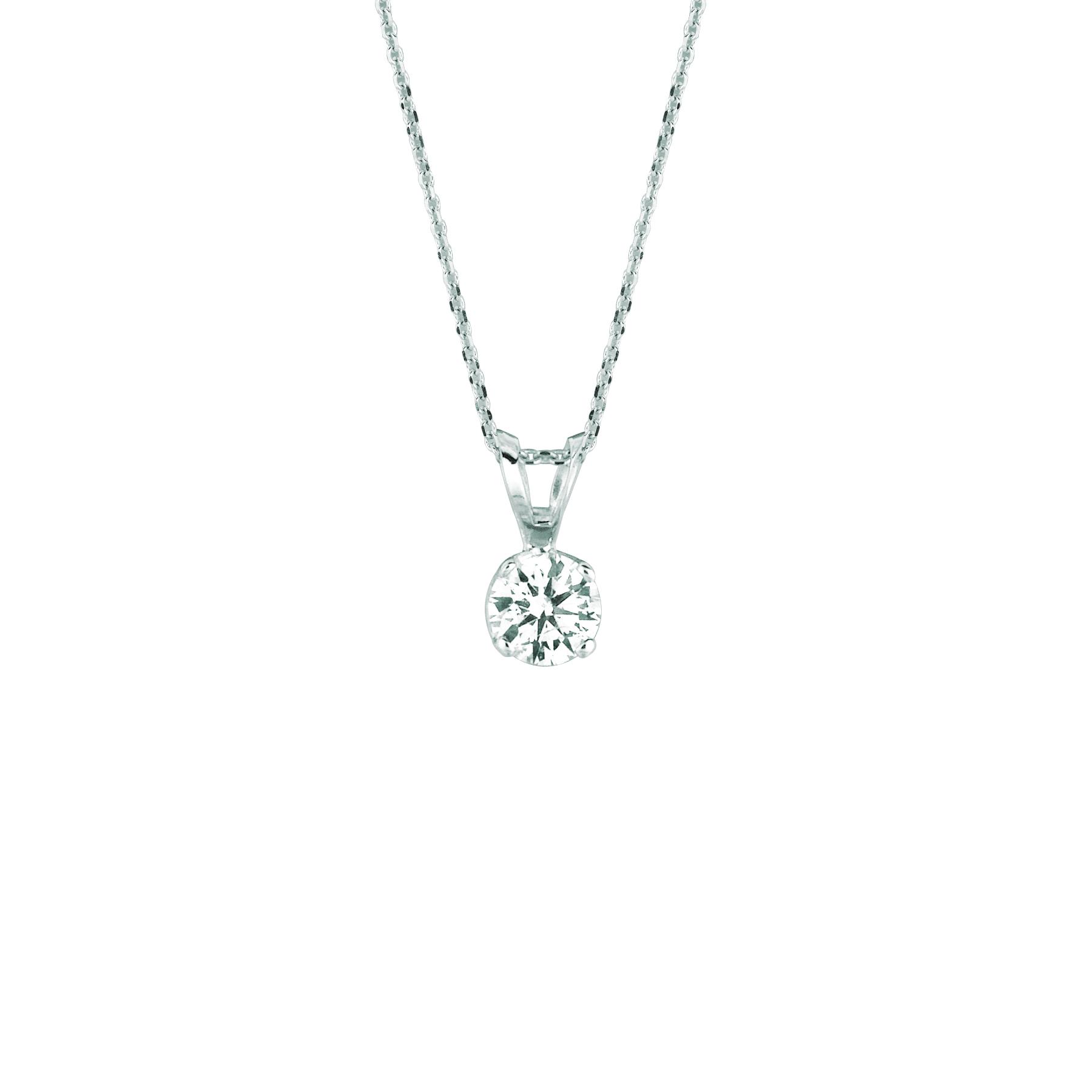 25 pointer diamond necklace. Price: $699.33