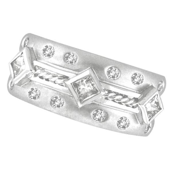 Antique Style Diamond Ring Band. Price: $2133.33
