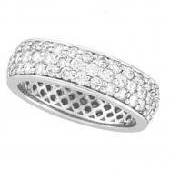 Eternity Diamond Band Ring