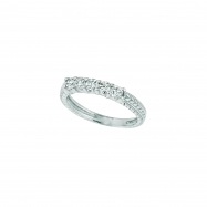 Diamond 5 stones ring