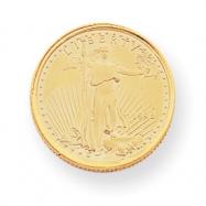 22k 1/10th oz American Eagle Coin
