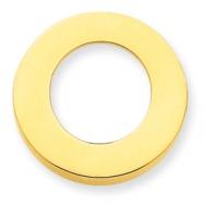 14k Fits up to 4mm Omega, 6mm Reversible, Omega Slide