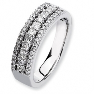 14kw Emma Grace Diamond Band ring