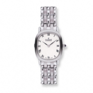 Ladies Charmex Stainless Steel Swiss Quartz Watch