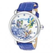 Ed Hardy Garden  Blue Watch