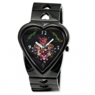 Ladies Ed Hardy Crush Black Watch