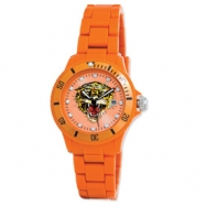 Mens Ed Hardy VIP Orange Watch